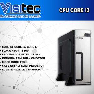 CPU Core I5