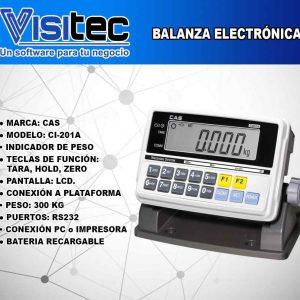 Balanza Electrónica CI 201 A
