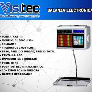Balanza Electrónica CL 5000 J 30 H