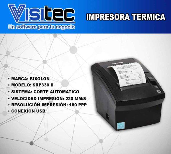 Impresora Térmica SERP 330 II