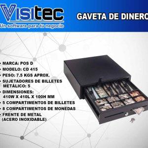 Gaveta de Dinero